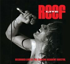 REEF - LIVE-RECORDED AT THE CARLING ACADEMY BRISTOL   CD NEW+