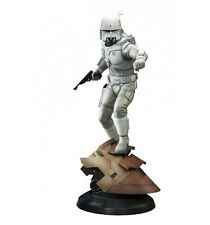 Sideshow Statue Star Wars McQuarrie Boba Fett