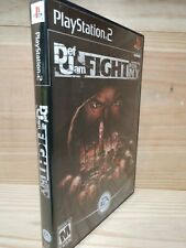 MINT Def Jam: Fight for NY PS2 Black Label (PS2 TESTED) No Manual Hard to Find