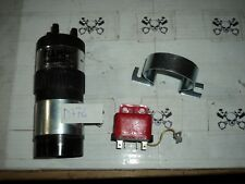 D776 - KIT FIAAM COMPRESSORE TROMBE AUTO CLACSON TIPO MICHI 3000 12 VOLTS