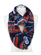 Official University of Auburn Tigers Collegiate Infinity Scarf