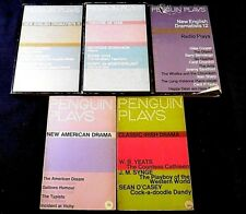 PENGUIN Plays, Mixed, Five (5) books, 1960s