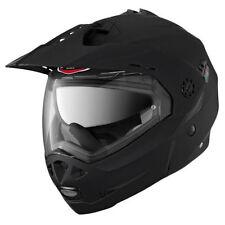 Thermo-Resin Plain Matt 5 Star Motorcycle Helmets