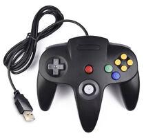 Nintendo N64 PC USB Controlador Clásico Pad de juego para PC-Mac-Frambuesa PI3