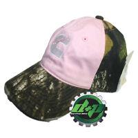 cummins dodge ball cap hat camo hunting pink mossy oak women girl diesel gear