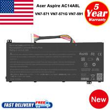 Laptop Battery For Acer Aspire VN7-591 VN7-591G VN7-592 VN7-592G AC14A8L