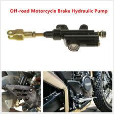 Motorcycle Scooter Bikes Rear Hydraulic Clutch Master Cylinder Brake Pump Black