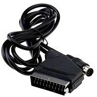 Cable audio / video peritel RGB SCART SEGA SATURN (PAL) Sega Saturn video cable