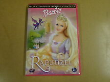 DVD / BARBIE - RAPUNZEL