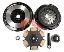 JDK 1992-02 Prelude Accord H22 F22  STAGE4 EXTREME CLUTCH KIT FLYWHEEL 2100LBS
