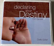 Declaring Your Destiny 6 Cd Set Dr. Creflo A. Dollar