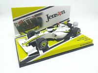MINICHAMPS 1/43 - BRAWN GP SHOWCAR 2009 J. BUTTON Art: 403090092