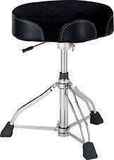 Tama HT750BC 1st Chair Premium Cloth-Top Ergo Rider w/ Hydraulix Drum Throne