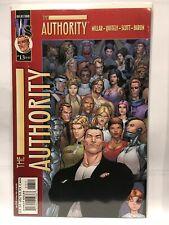Authority #13 VF/NM 1st Print Wildstorm Comics
