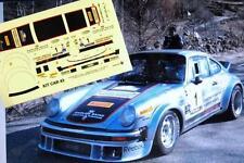 DECAL CALCA 1/43 PORSCHE 911 SC CARLOS SAINZ RALLY ESPAÑA HISTÓRICOS 2012