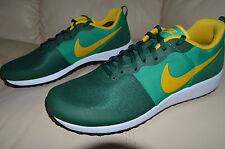 New Nike Mens Elite Shinsen Run Running Shoes 801780-373 sz 12 Gorge Green