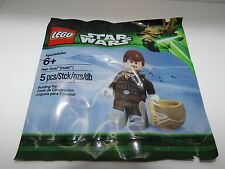 Lego Star Wars Han Solo (Hoth) Polybag Set New In Bag 5001621-1