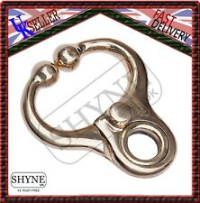 Bull Lead//Nose barnicle bull Holder made of brass Automatic Veterinary YNR
