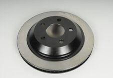 Disc Brake Rotor fits 1998-2002 Pontiac Firebird  ACDELCO OE SERVICE
