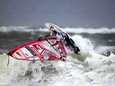 Lo SPORT WIND SURF VELA Board ONDA MARE Grande Poster Art Print bb3271a