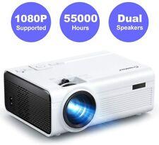Home Cinema Projector 1080P Full HD Mini Multimedia Video Theatre Portable