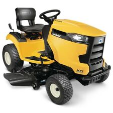 LT 42 in. 547cc Fuel Injected Engine Gas Hydrostatic Riding Mower with Cub Conne