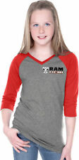 Girls' 3/4 Sleeve Sleeve Tops & T-Shirts (Sizes 4 & Up)