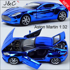 TOY ASTON MARTIN  MINIATURE SCALE MODEL SOUND AND LIGHT EMULATION  ELECTRIC CARS