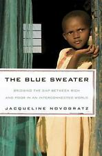 The Blue Sweater by Jacqueline Novogratz--SOFTCOVER--LIKE NEW--FREE SHIPPING