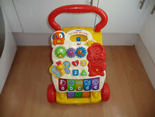 VTech First steps baby walker - GOOD condition