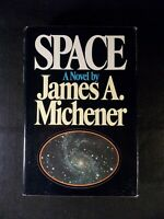 Space by James Michener (Hardcover, 1982) Stated First Edition