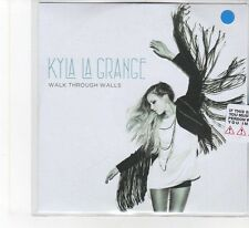 (FB406) Kyla La Grange, Walk Through Walls - unopened DJ CD