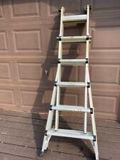 Gorilla Ladder Model #Al - 22