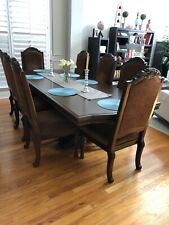 Ashley Furniture North Shore Collection, Dining Room table & 8 chairs