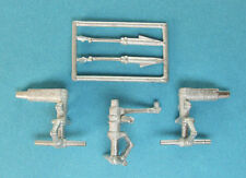 V-22 Osprey Landing Gear for 1/48th  Italeri Model SAC 48244