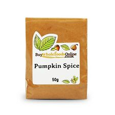 Pumpkin Pie Spice Mix 50g   Buy Whole Foods Online   High Quality   Free UK P&P