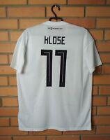 Germany Klose Jersey 2018 Home LARGE Shirt Adidas Football Soccer Trikot Maglia