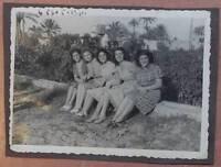 FOTOGRAFIA TRIPOLI LIBIA LIBYA AFRICA ITALIANA EMIGRAZIONE 1939 COLONIZZAZIONE