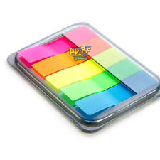Small Sticky Post Note Paper Diary Notebook Memo Pad Tab Office Supplies dk