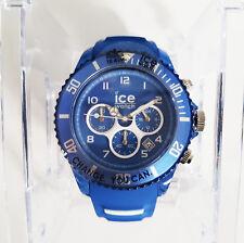NEU ICE-Watch Ice-Chrono Armbanduhr Unisex Aqua Skydiver Large 012735