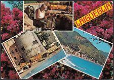 AA5549 Savona - Provincia - Laigueglia - Vedute - Cartolina postale - Postcard