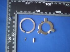 Land Rover Series Gearbox LT76 Mainshaft Snap Ring/Locktab & Peg Set
