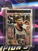2020-21 Hoops Slam Jason Williams Purple Explosion Holo SSP #7 Kings