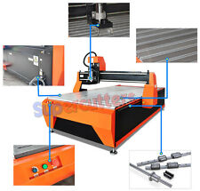 3KW CNC Woodworking Router Engraver Machine M-1325 DSP Handle 4.3foot X 8foot