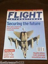 FLIGHT INTERNATIONAL - RAF SECURING THE FUTURE - JULY 12 2005
