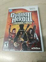 Guitar Hero III Legends Of Rock Nintendo Wii Activision