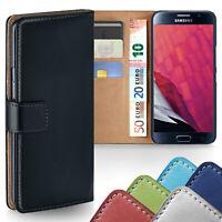 Étui pour Samsung Galaxy S6 Edge Plus S5 S4 S3 Livre Coque Housse de Protection