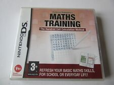 maths training on ds 3 plus rated , maths , learning , helpful brill learning
