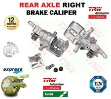 FOR HONDA ACCORD Mk V VI ROVER 600 1993-1999 REAR AXLE RIGHT TRW BRAKE CALIPER