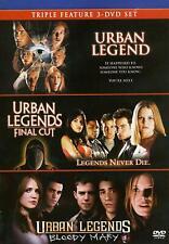 Urban Legend Triple Feature (DVD) (U)